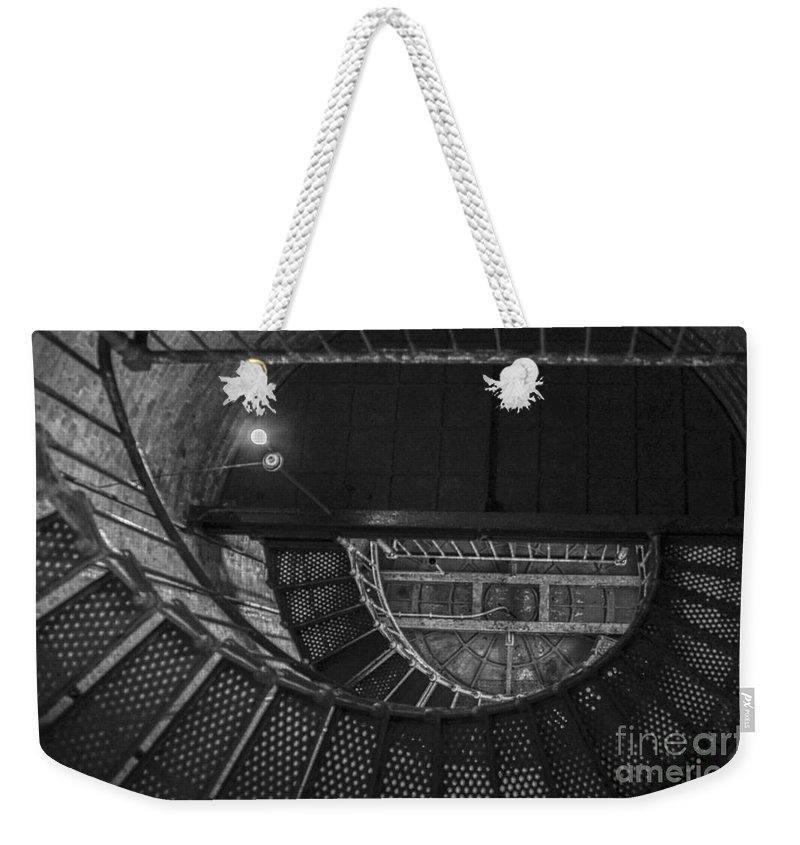Southeast Light Weekender Tote Bag featuring the photograph Lightness by Amanda Sinco
