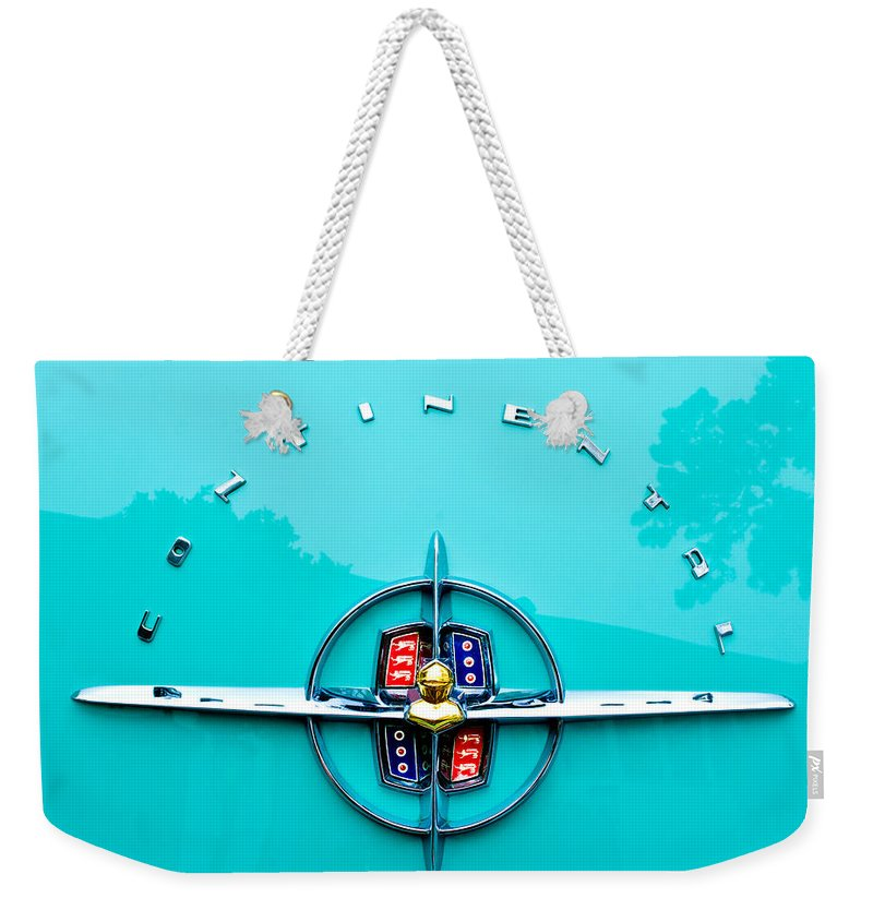 Lincoln Continental Weekender Tote Bags