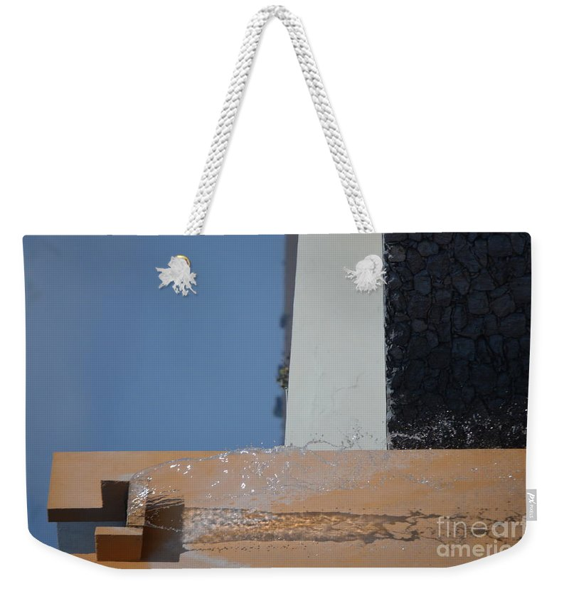 Liquado Weekender Tote Bag featuring the photograph Liquado by Brian Boyle