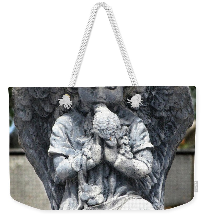 Little Kisses Weekender Tote Bag featuring the photograph Little Kisses by Peter Piatt
