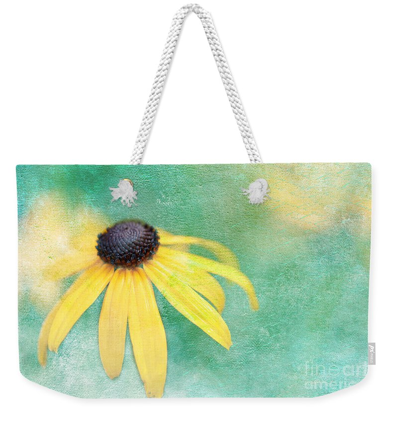 Bloom Weekender Tote Bag featuring the photograph Liv N Easy by Beve Brown-Clark Photography