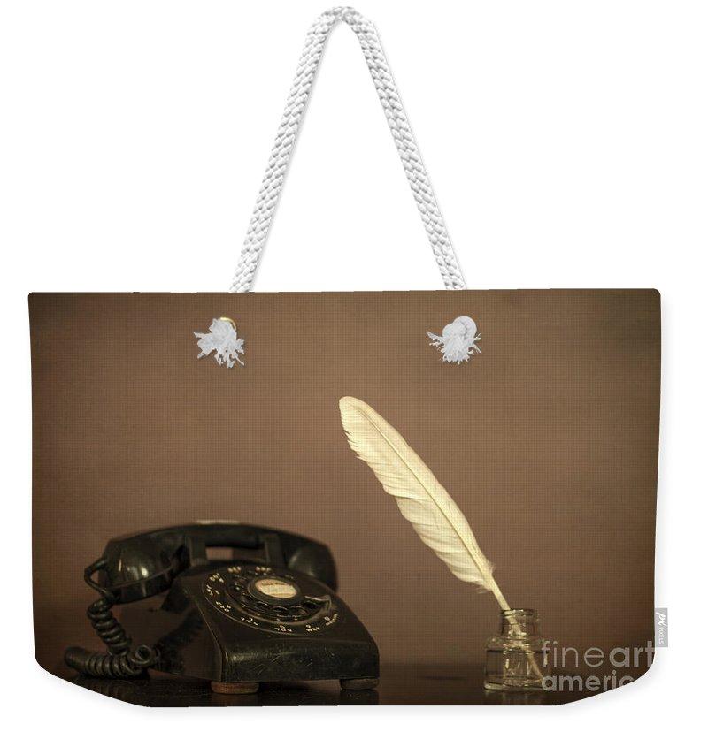 Receiver Weekender Tote Bags