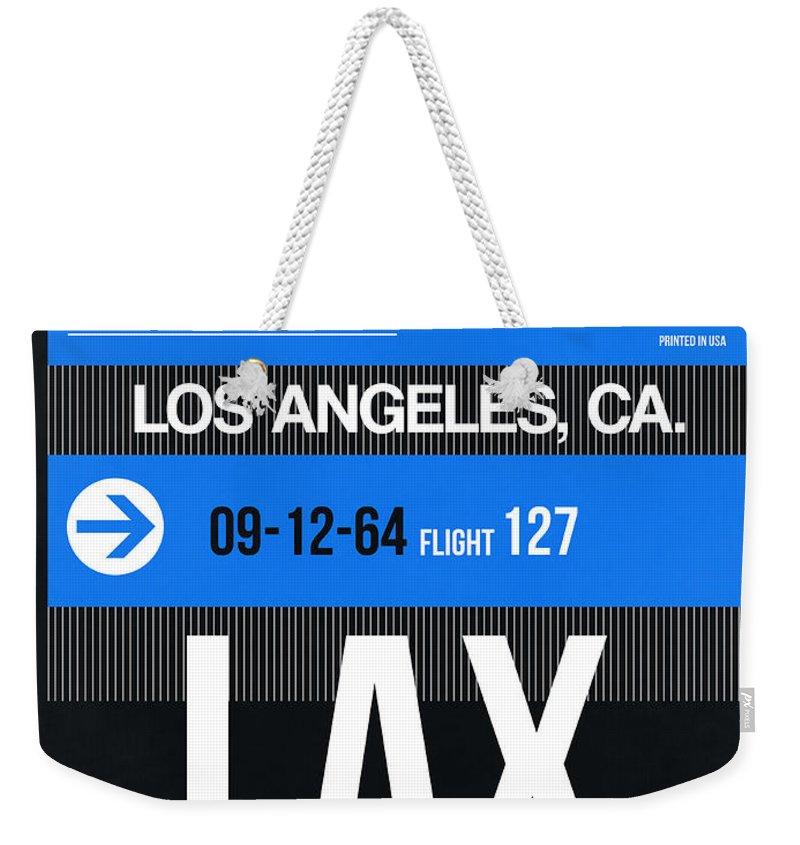 Town Weekender Tote Bags
