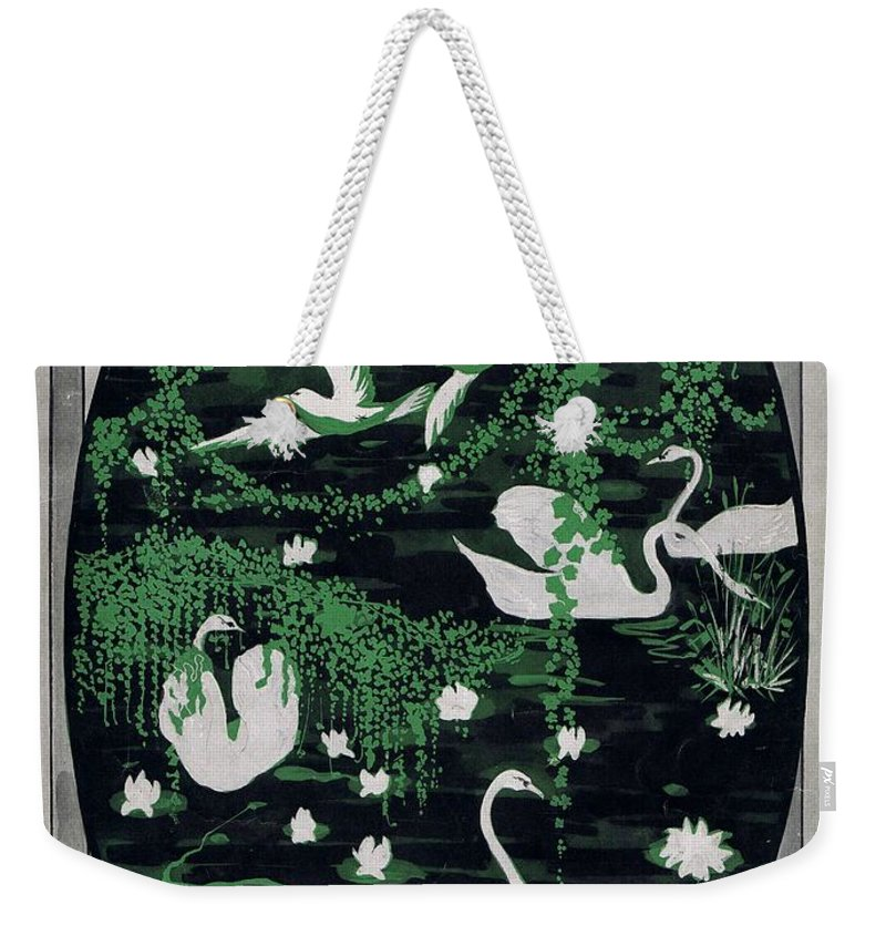 Nostalgia Weekender Tote Bag featuring the photograph Love Bird by Mel Thompson