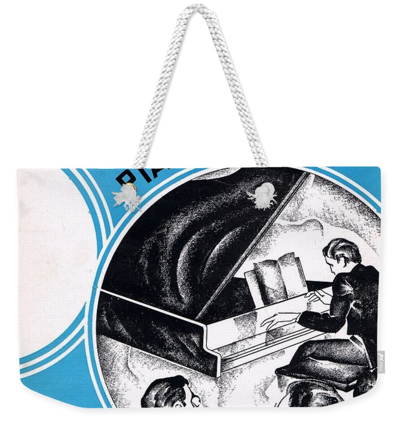 Nostalgia Weekender Tote Bag featuring the photograph Lustspiel Overture by Mel Thompson
