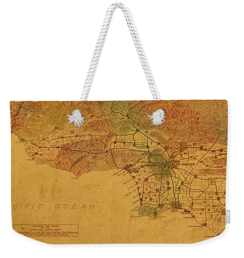 Tint Mixed Media Weekender Tote Bags