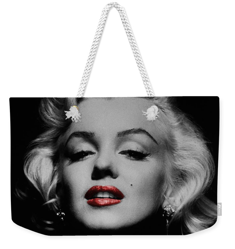 Marilyn Monroe Weekender Tote Bags
