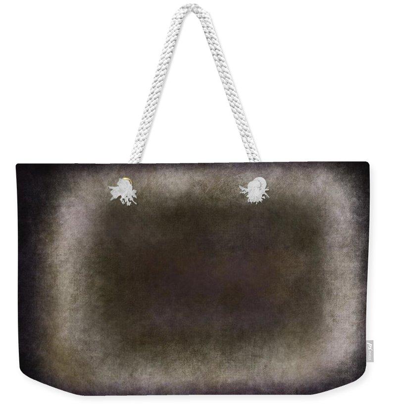 Purple Weekender Tote Bag featuring the painting Massanutten IIi by Julie Niemela