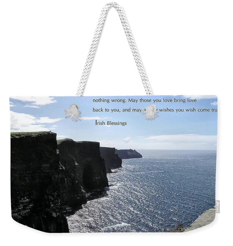 May The Sun Shine All Day Long Weekender Tote Bag featuring the photograph May The Sun Shine All Day Long by Bill Cannon