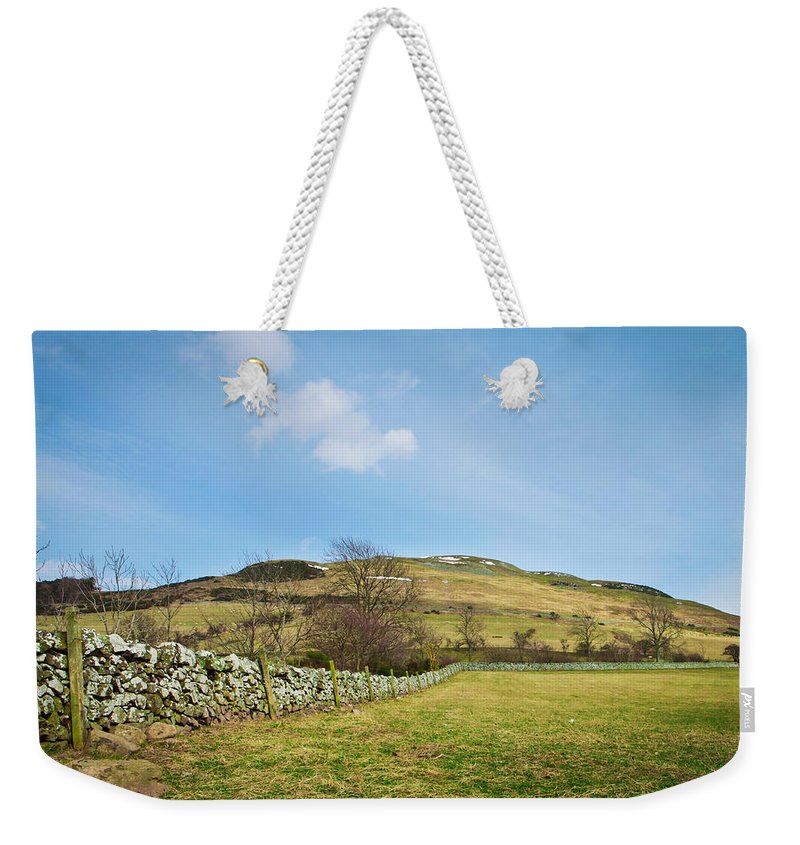 Beautiful Weekender Tote Bag featuring the photograph Meadow by Tom Gowanlock