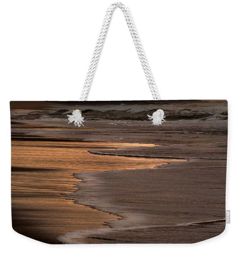 Sunset Weekender Tote Bag featuring the photograph Melody by Edgar Laureano