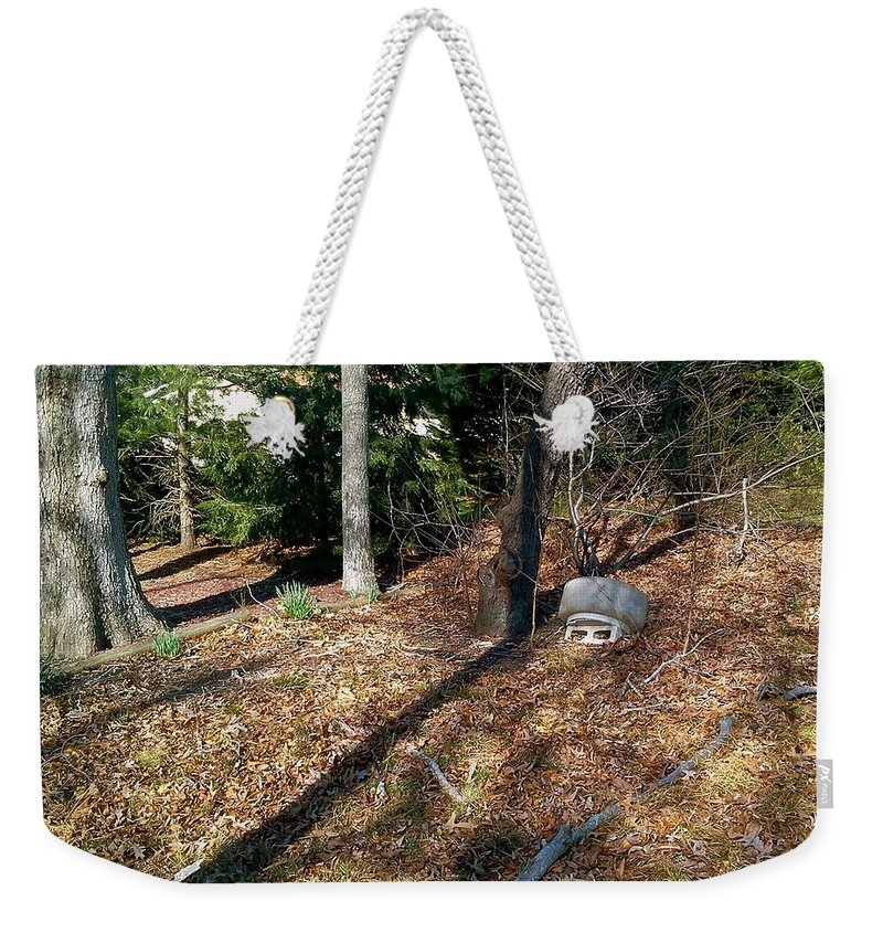 Nature Weekender Tote Bag featuring the photograph Mother Nature by Chris W Photography AKA Christian Wilson