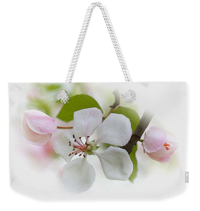 Ron Jones Weekender Tote Bag featuring the photograph Mother's Day by Ron Jones