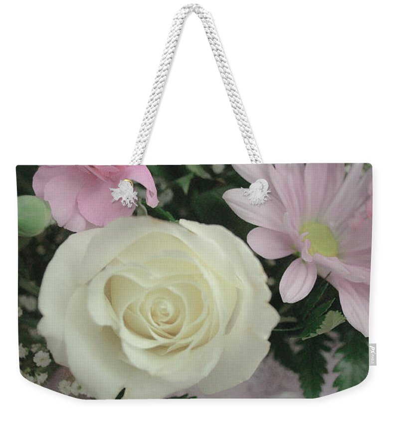 Happy Mothers Day Weekender Tote Bag featuring the photograph Mothers Day by Tikvah's Hope