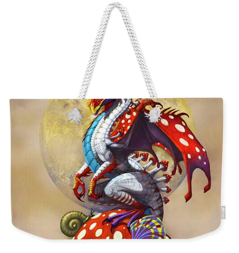 Fantasy Weekender Tote Bags