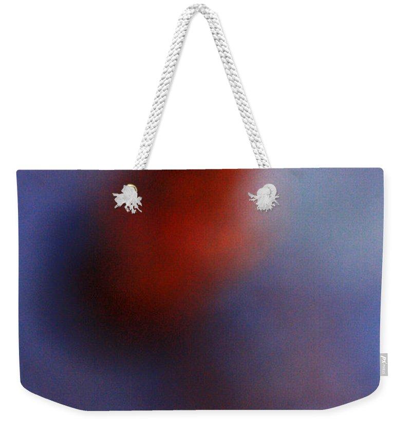 Nail  Weekender Tote Bag featuring the photograph Nail It by Mark Ashkenazi
