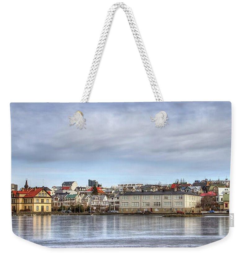 Capital Photographs Weekender Tote Bags