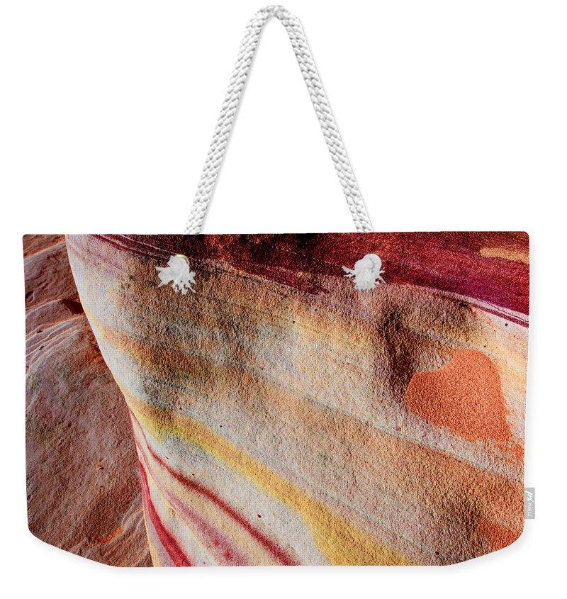 Sandstone Weekender Tote Bags