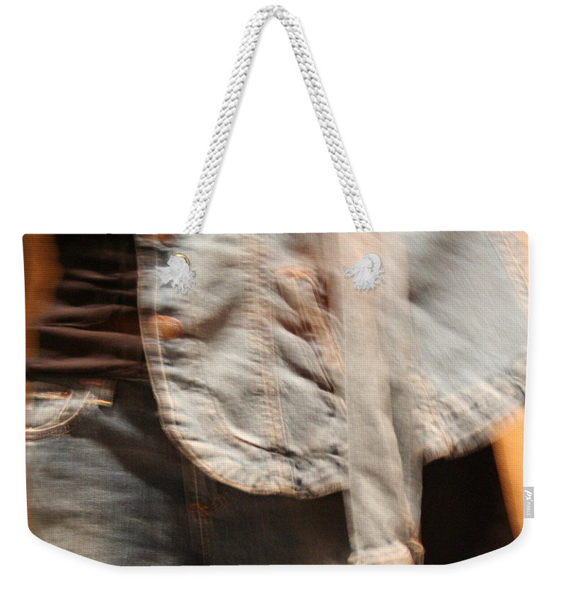 Style Weekender Tote Bag featuring the photograph Never Out Of Style by Ric Bascobert