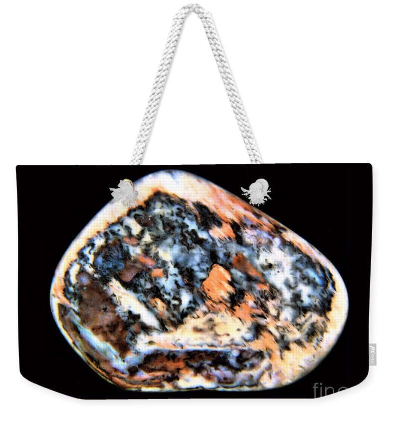 Weekender Tote Bag featuring the photograph Night Terrors by James Christiansen
