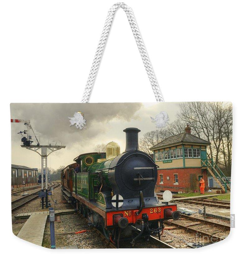 Kingscote Weekender Tote Bags