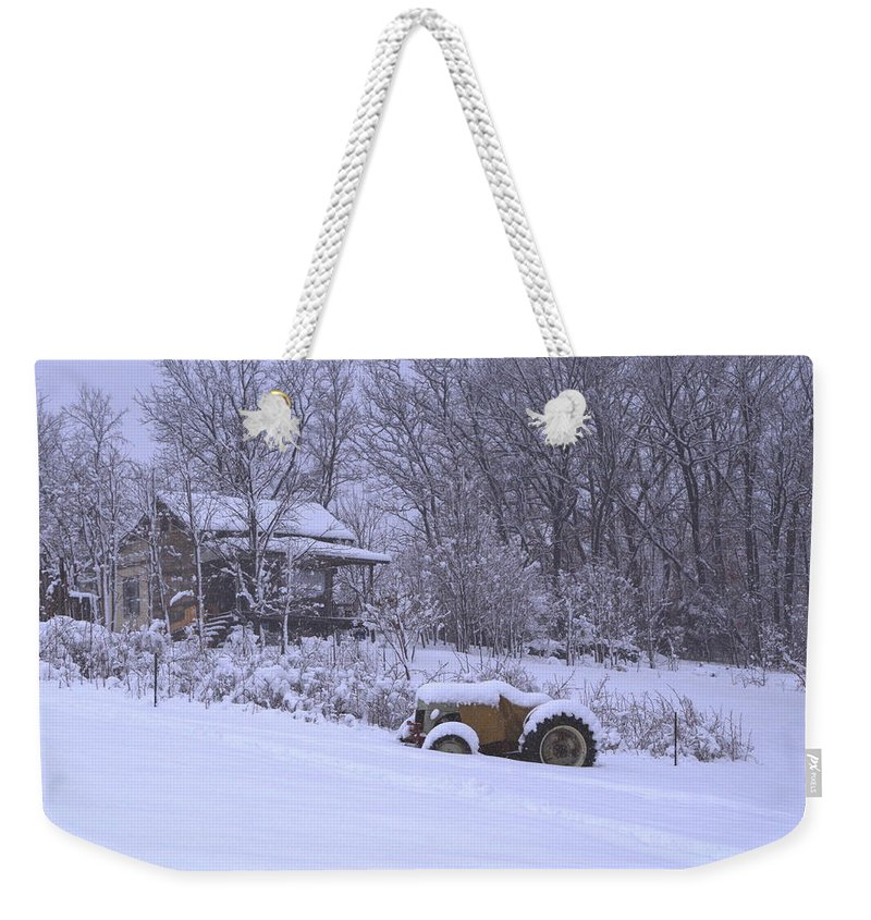 Photograph Weekender Tote Bag featuring the photograph No Chores Today by Martin Bellmann