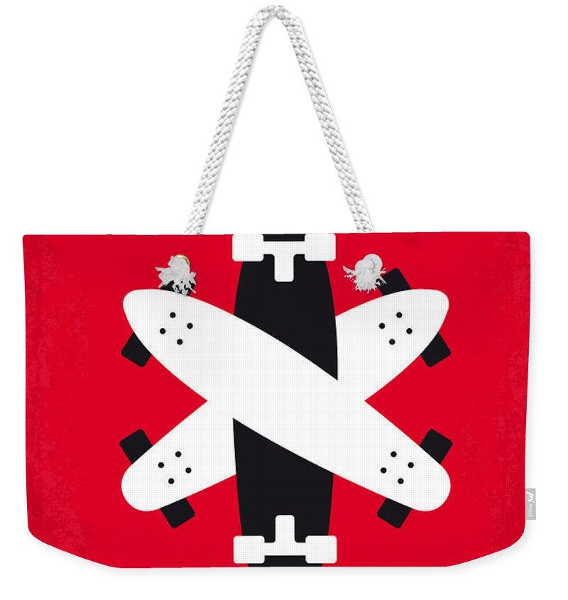 Minimalism Weekender Tote Bags