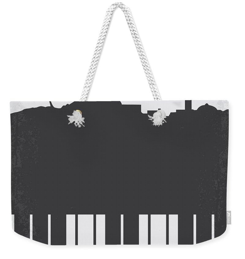 Retro Weekender Tote Bags