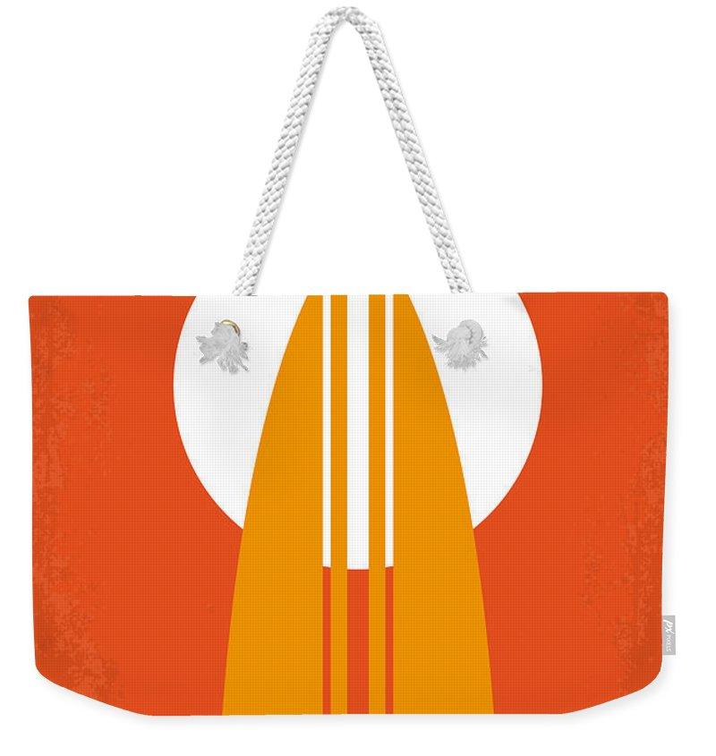 Brown Weekender Tote Bags