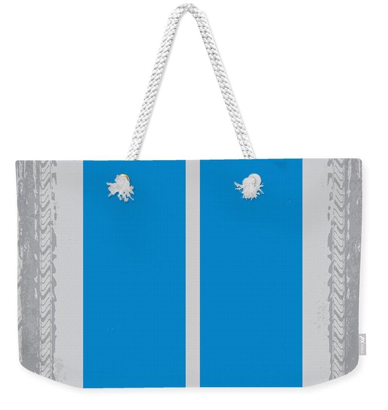 Speed Weekender Tote Bags