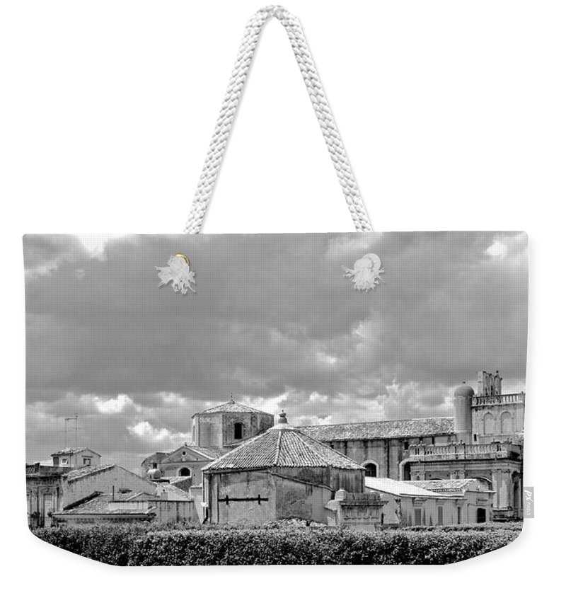 Noto Weekender Tote Bag featuring the photograph Noto - Sicily by Donato Iannuzzi