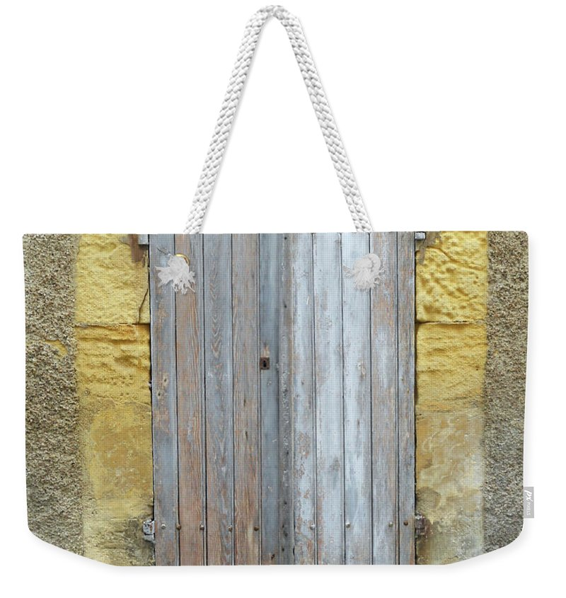 Still Life Weekender Tote Bag featuring the photograph Number Five by Lauren Leigh Hunter Fine Art Photography