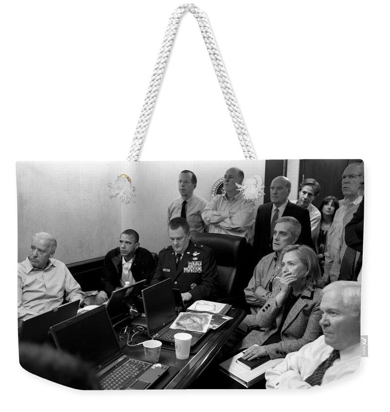 Hillary Clinton Weekender Tote Bags
