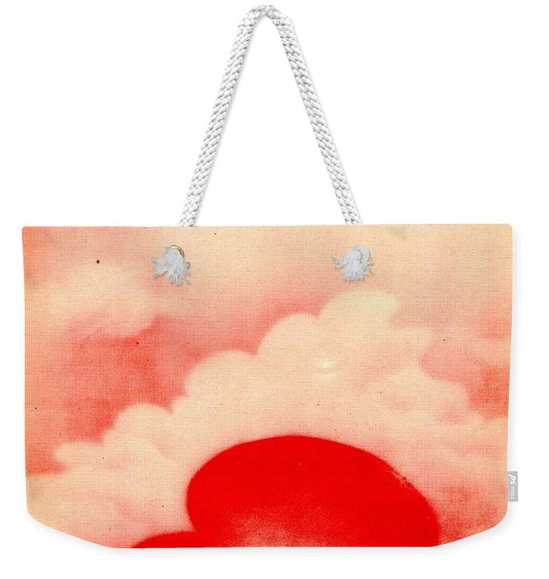 Nostalgia Weekender Tote Bag featuring the photograph Oh Babe by Mel Thompson