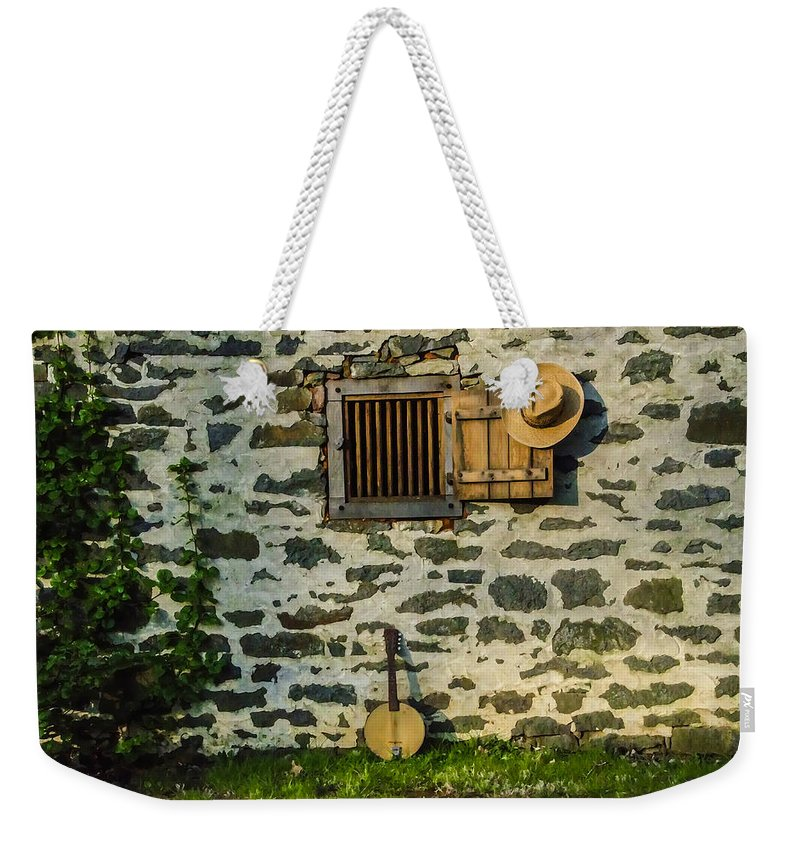 Oh Weekender Tote Bag featuring the photograph Oh Brother Where Art Thou by Bill Cannon