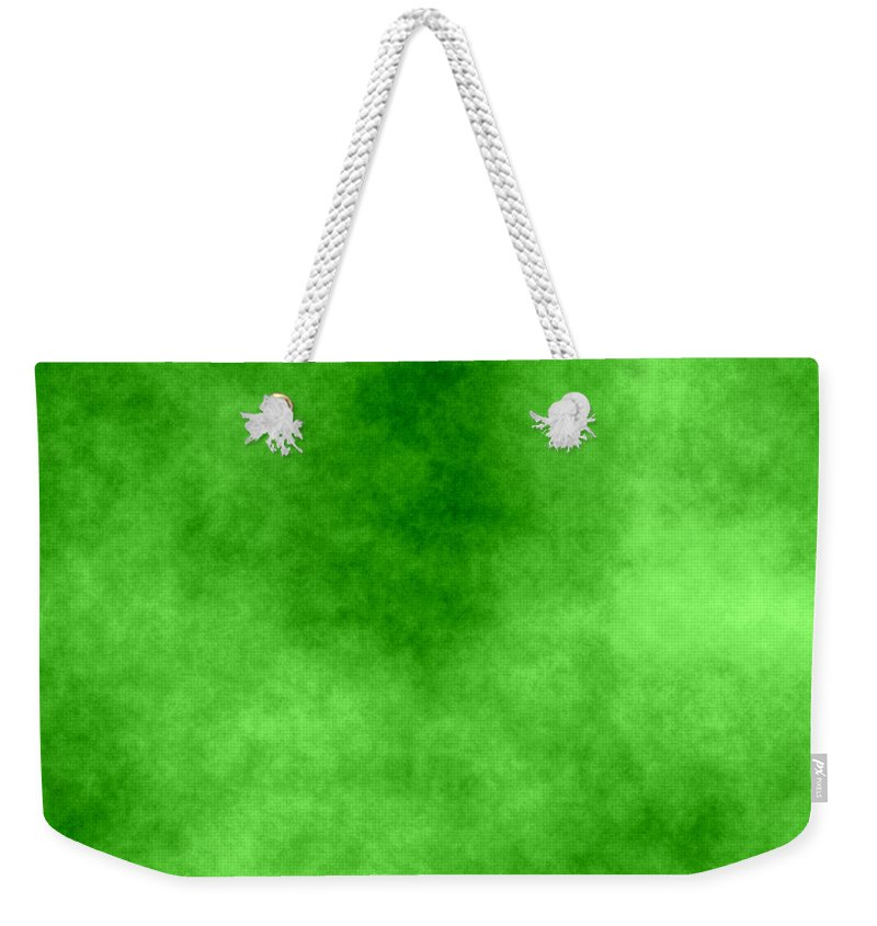 0d0fa1d91 Old Paper Texture In Emerald Green Weekender Tote Bag for Sale by Valentino  Visentini