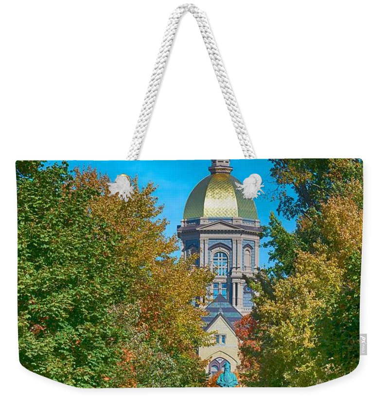 Beauty Of Nature Weekender Tote Bags