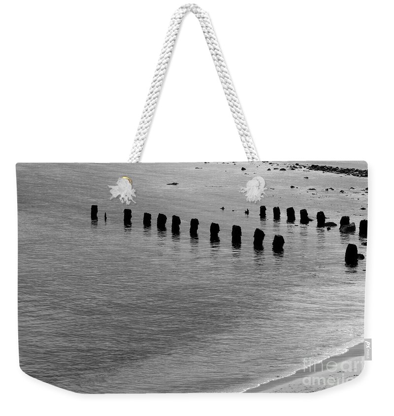 Once Weekender Tote Bag featuring the photograph Once by Wendy Wilton