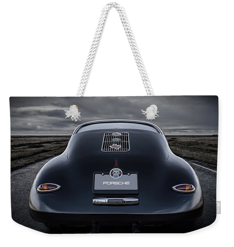 Classic Weekender Tote Bag featuring the digital art Open Road by Douglas Pittman