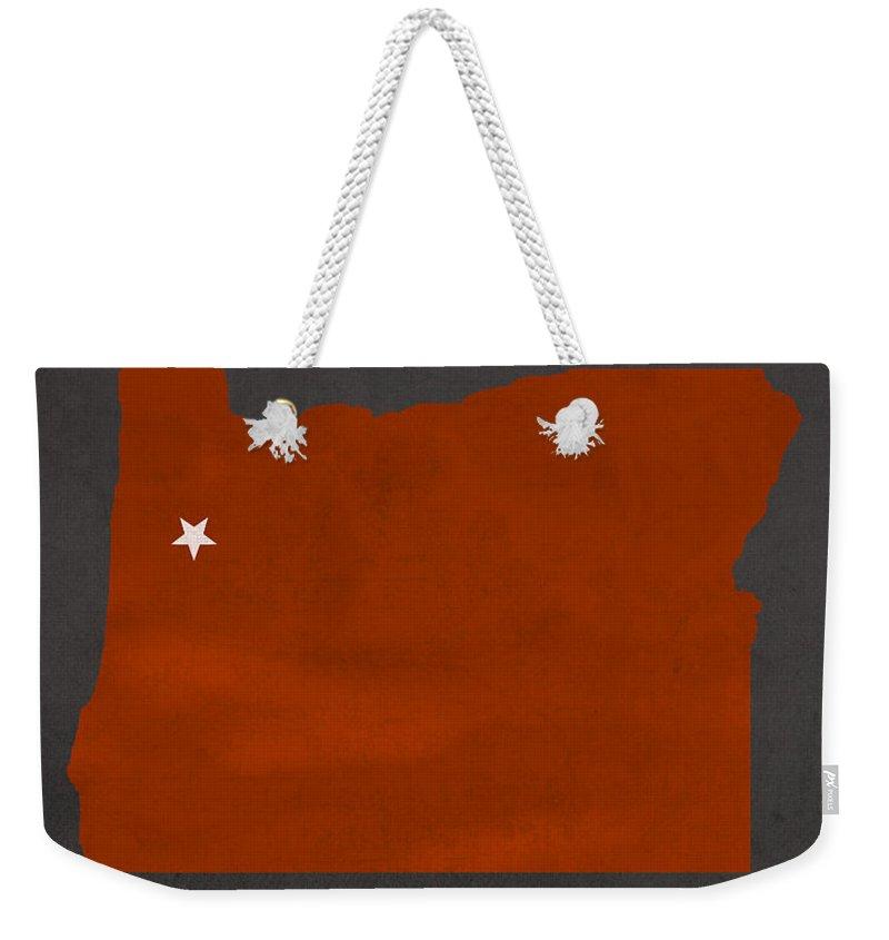 Oregon State Weekender Tote Bags