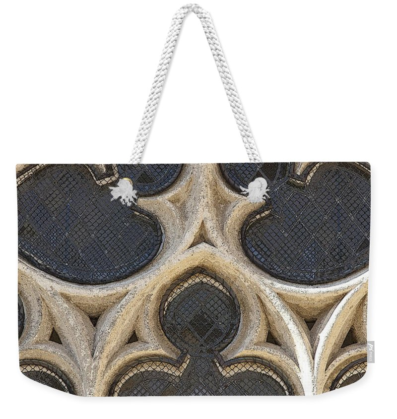 Heiko Weekender Tote Bag featuring the photograph Ornamental by Heiko Koehrer-Wagner