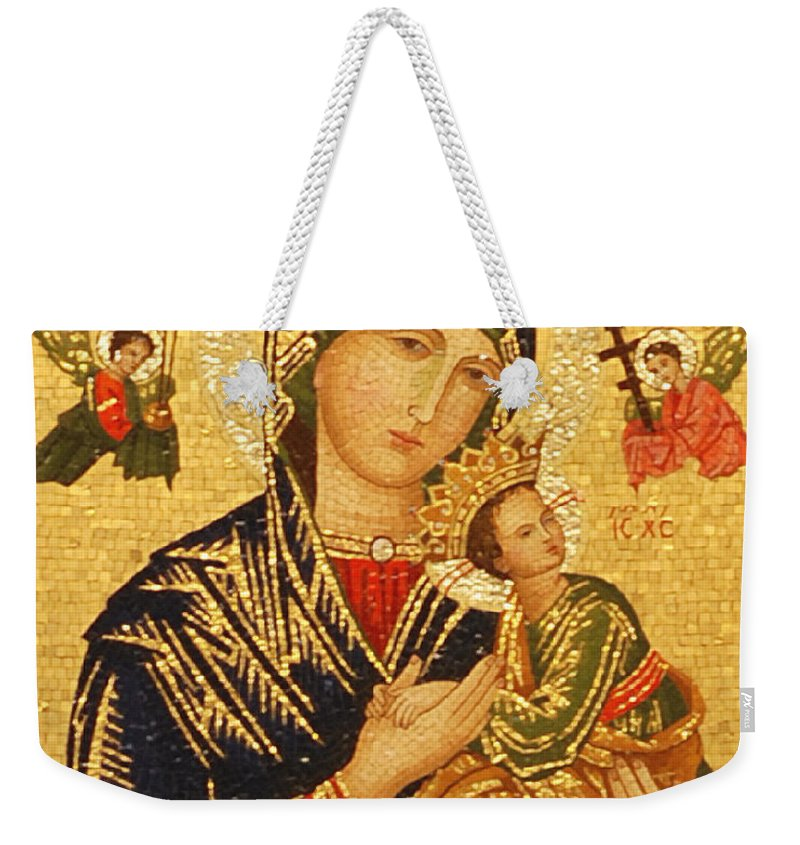 Basilica Weekender Tote Bags