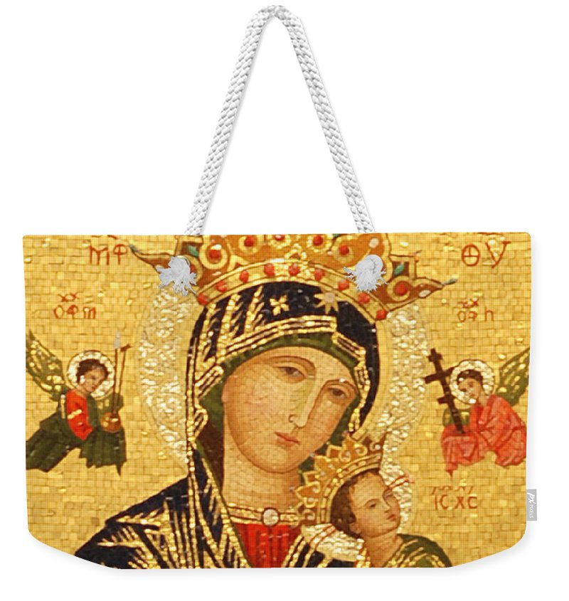 Shrine Weekender Tote Bags