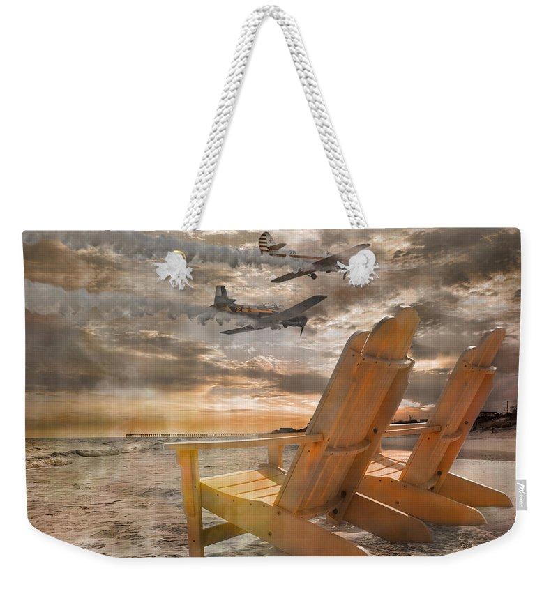 Yak Weekender Tote Bags