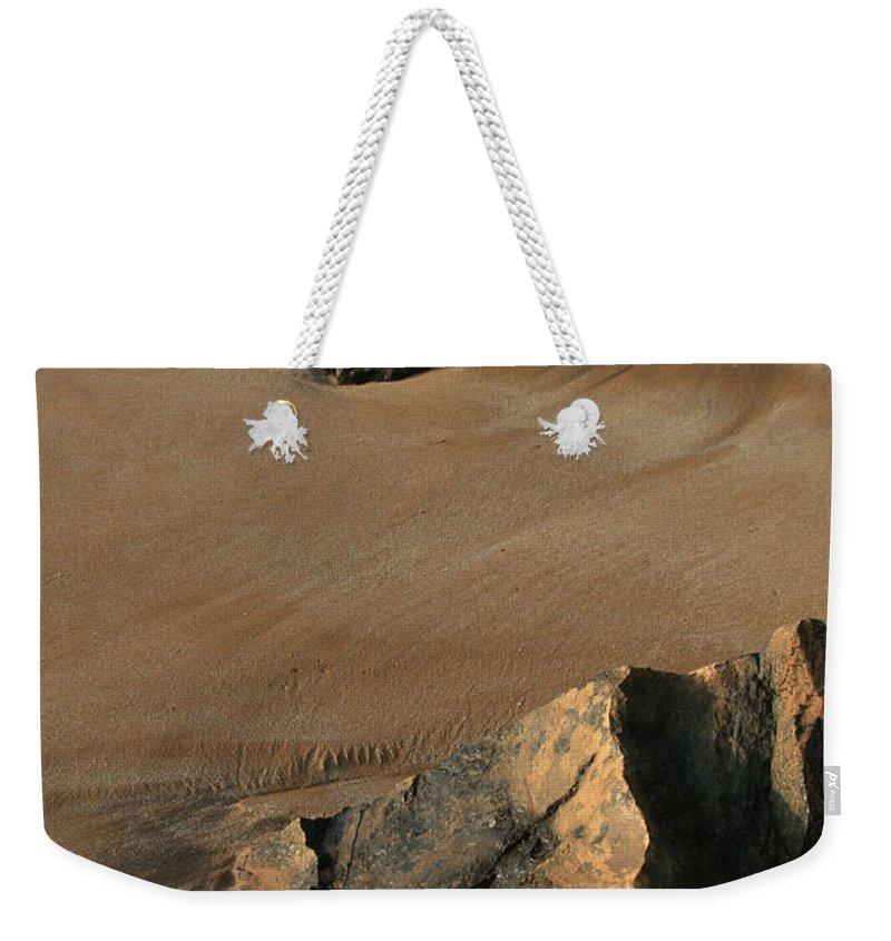 Aloha Weekender Tote Bag featuring the photograph Papahanaumoku Pomaikai Wailea Maui Hawaii by Sharon Mau
