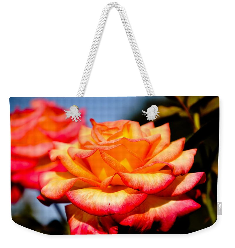 Paradise Weekender Tote Bag featuring the photograph Paradise by Keisha Marshall