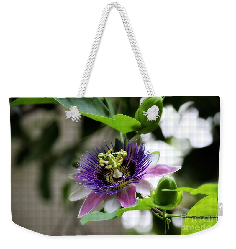 Passion Weekender Tote Bag featuring the photograph Passion by Rick Kuperberg Sr