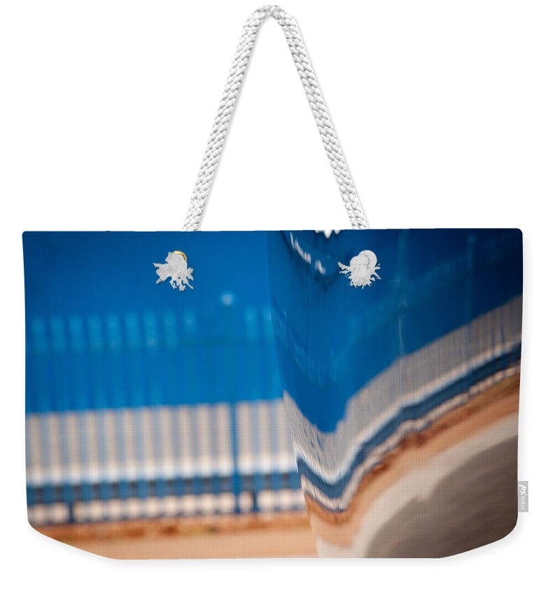Patterns Weekender Tote Bag featuring the photograph Patterns by Paul Job