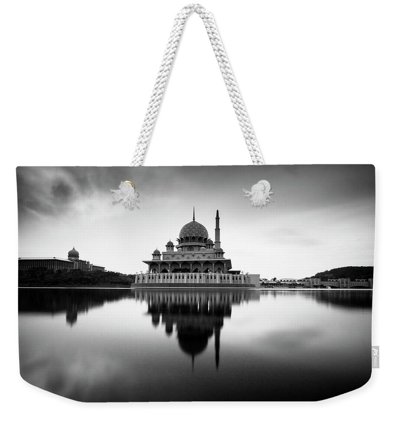 Tranquility Weekender Tote Bag featuring the photograph Peace by I Shoot And I Share