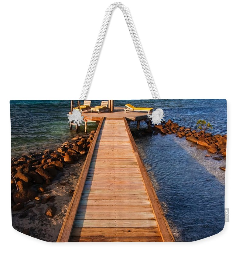 3scape Weekender Tote Bag featuring the photograph Perfect Vacation by Adam Romanowicz